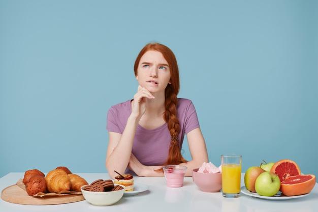 Remaja Mengonsumsi Makanan Sehat (Foto by Nakaridore)