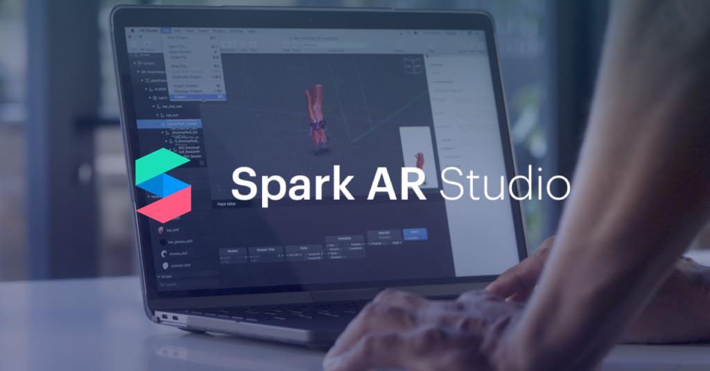 Pembuatan Filter Menggunakan Spark AR Studio