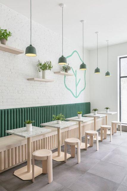 cafe sesuai konsep dengan Style menarik