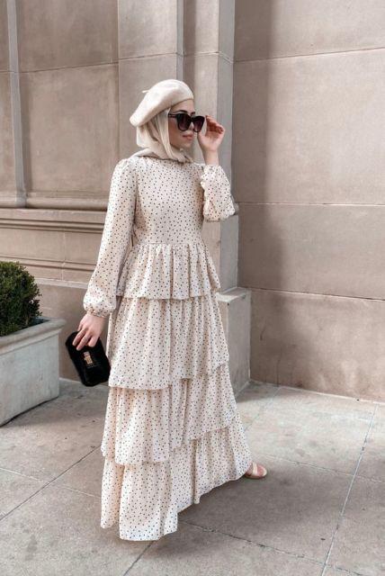 Dress resmi photo by Niswa Fashion on www.pinterest.com