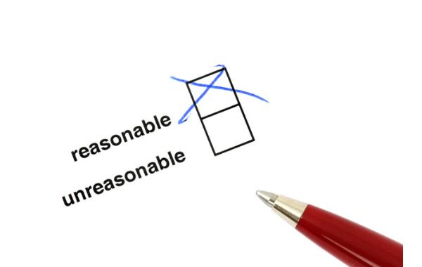Pilihan reasonable atau unreasonable