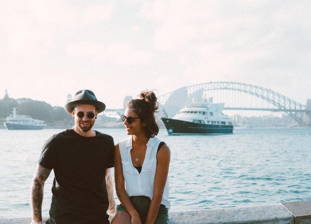 Sepasang kekasih by @Elle Hughes on Pexels