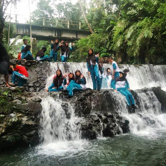 kegiatan susur sungai sempor