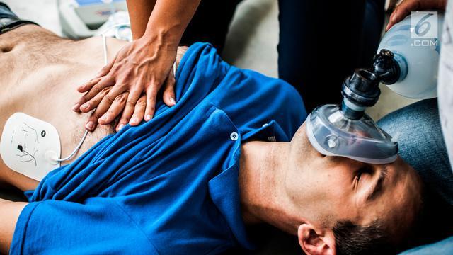 Penanganan Pertama Atau CPR