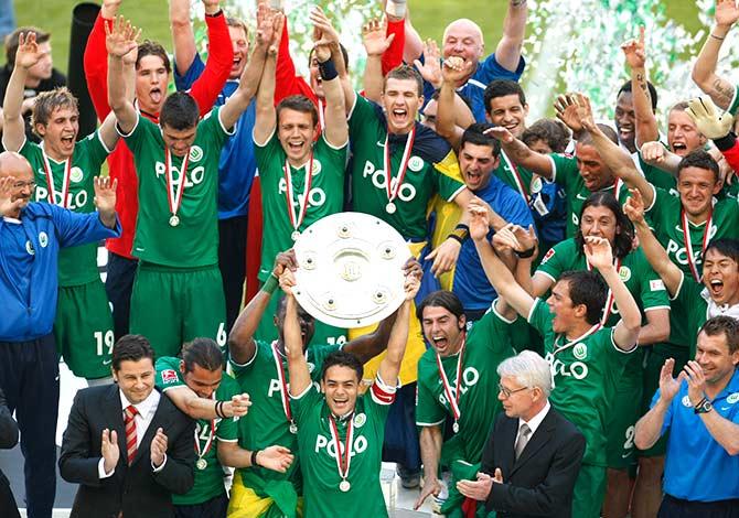 Wolfsburg 2008/09