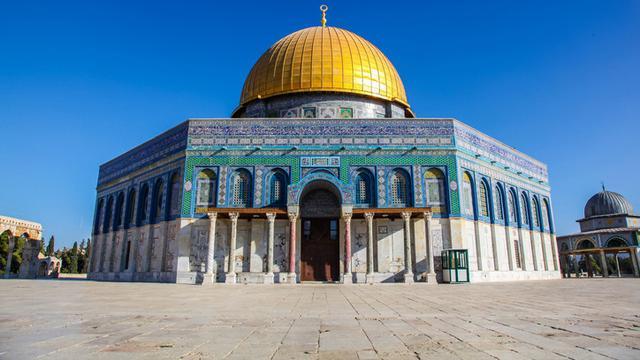 gambar Masjid Al Aqsha