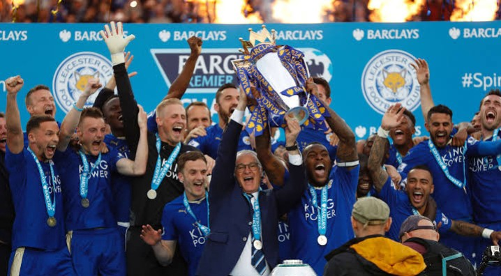 Leicester 2015/16