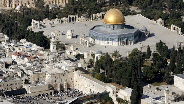 Masjid Al Aqsa sekarang