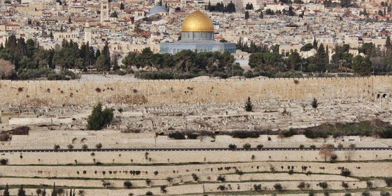 tanah palestin