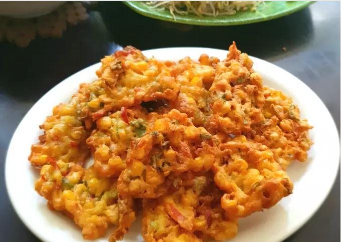 resep bakwan jagung untuk jualan