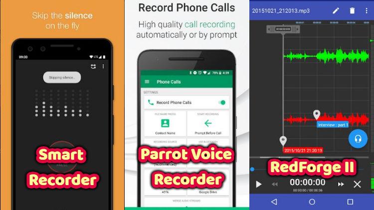 7 Aplikasi Perekam Suara Terbaik Cocok Untuk Podcast Atau Vlogging