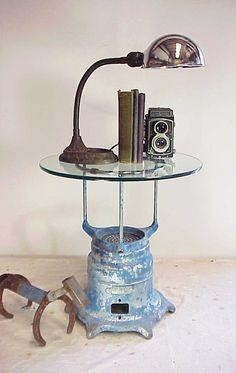 Contoh perabot upcycle