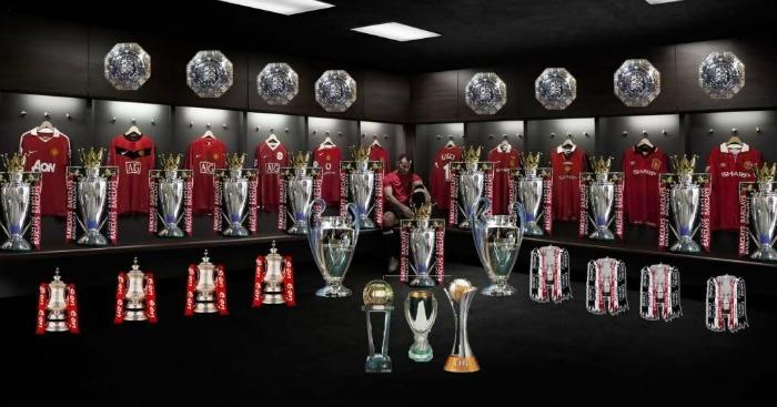Trofi Manchester United