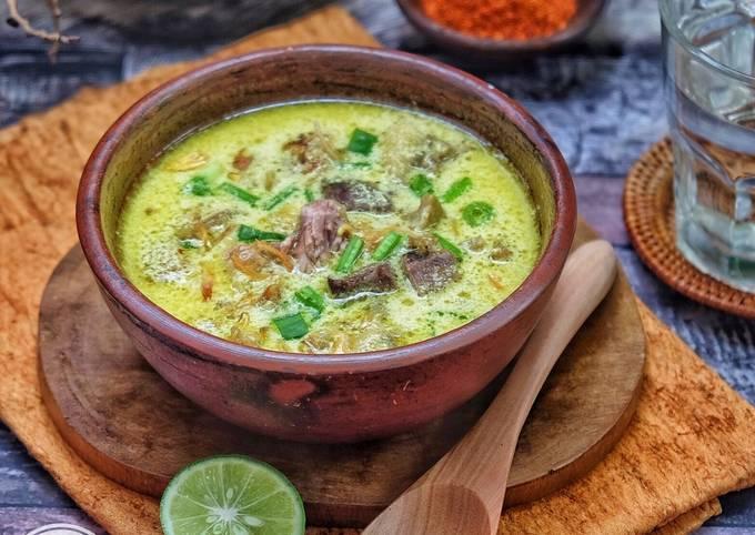 makanan khas Sunda di Jakarta Selatan