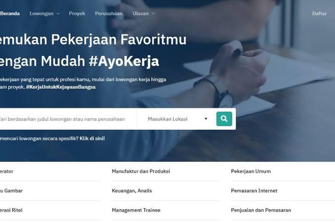Website Kemnaker