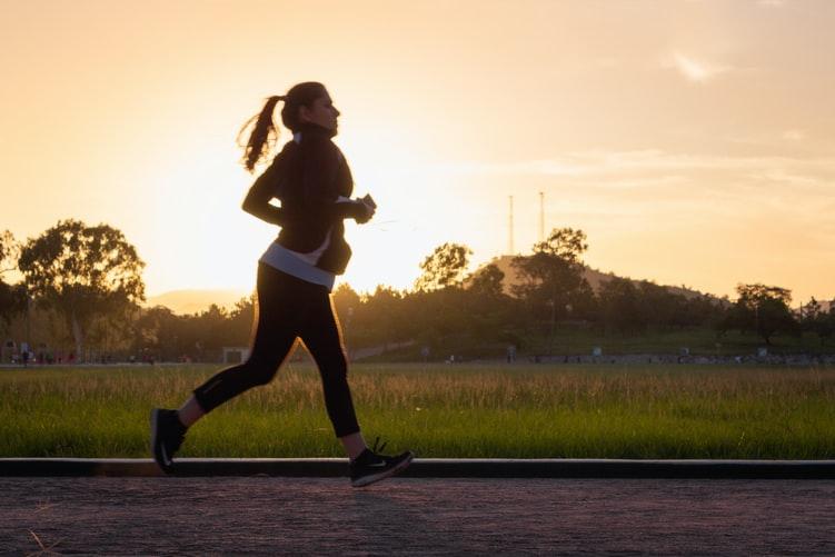 manfaat lari untuk jiwa