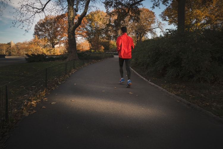 manfaat lari untuk mental