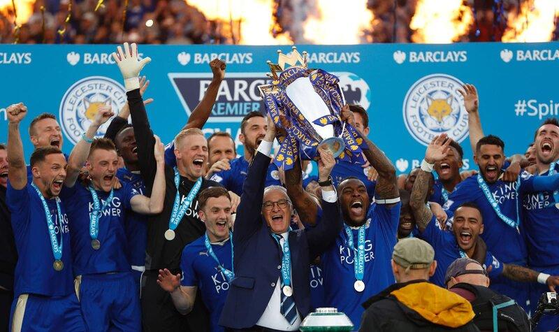 Leicester City Juara EPL Untuk Pertama Kalinya