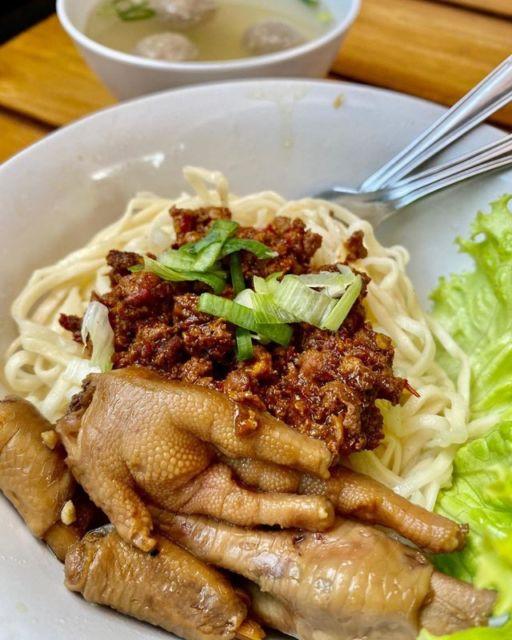 Mie Ceker Ayam oleh Mie Ceker Bandung