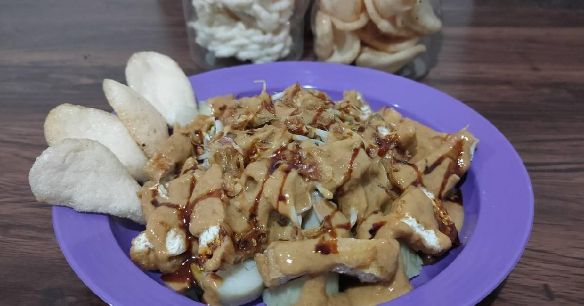 Makanan khas Sunda di Bintaro