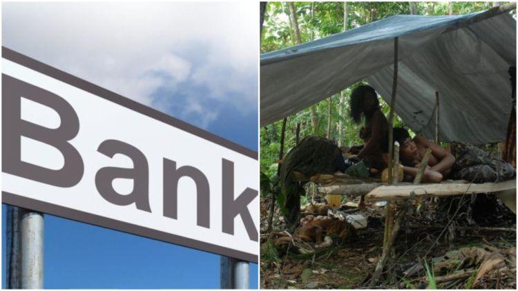 Ditolak Bank, Orang Rimba ini Terpaksa Menyimpan Kembali ...