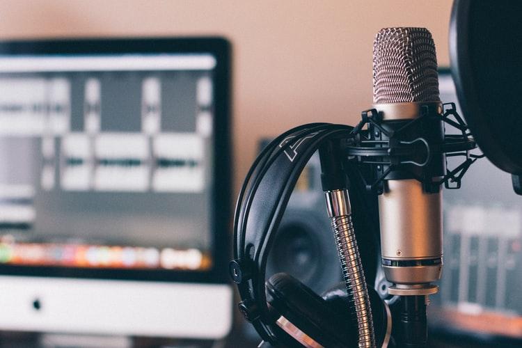 cara membuatt podcast video