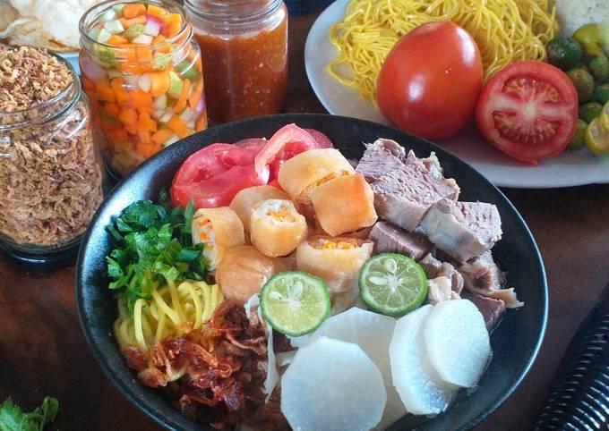Makanan khas Sunda di Bogor