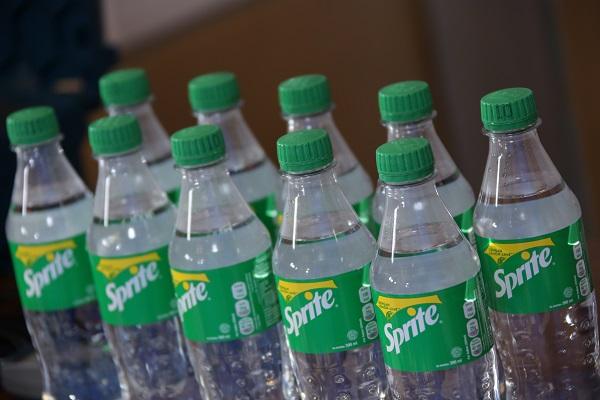 kemasan botol Sprite #LihatDenganJernih