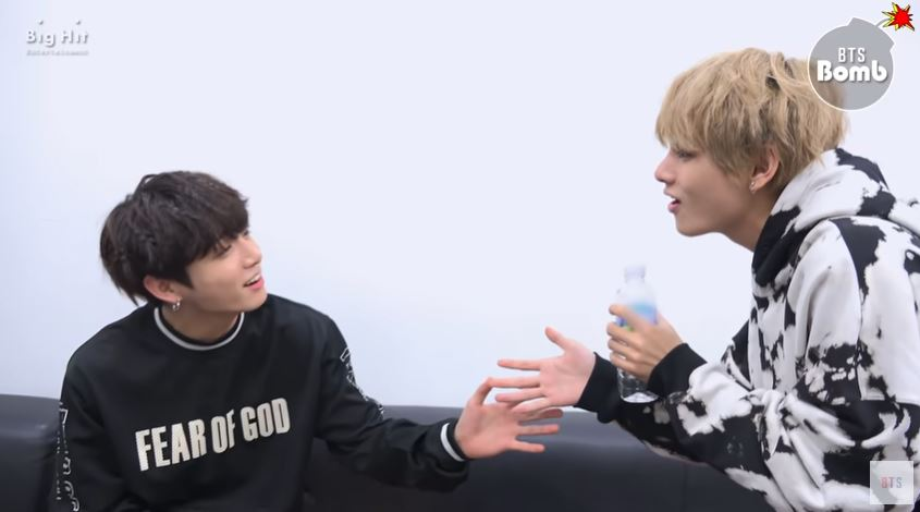 Captured by BANGTANTV on YouTube