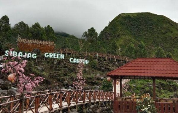Foto: Google Maps / Sibajag Green Canyon