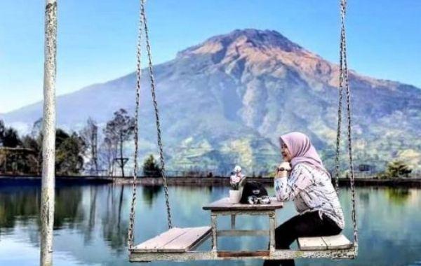 Photo by @wisata_embung_kledung