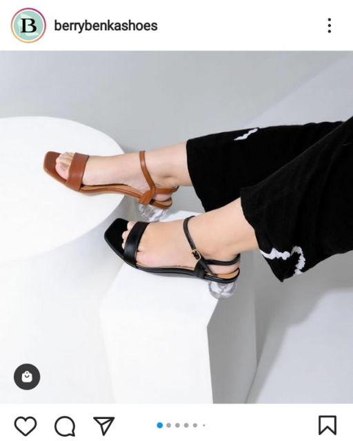 Photo by berrybenkashoes on Instagram