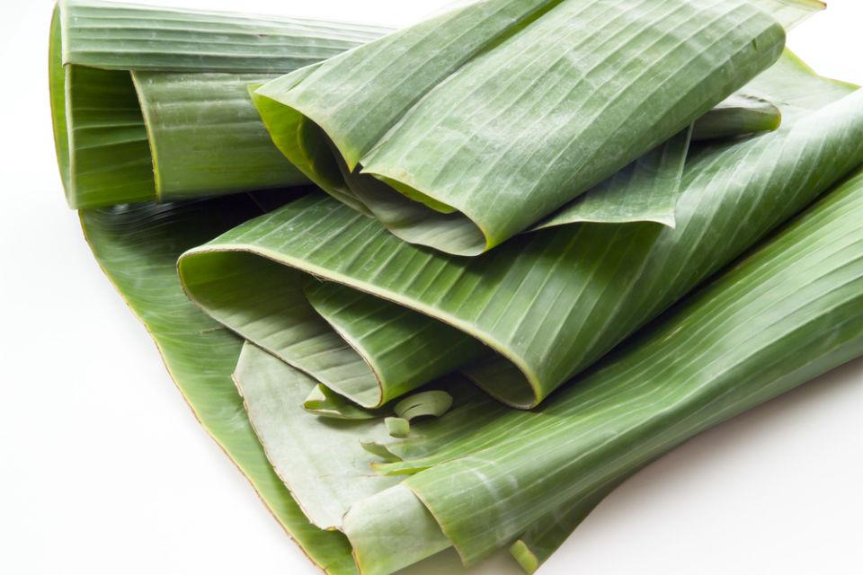 cara menyimpan daun pisang tanpa kulkas