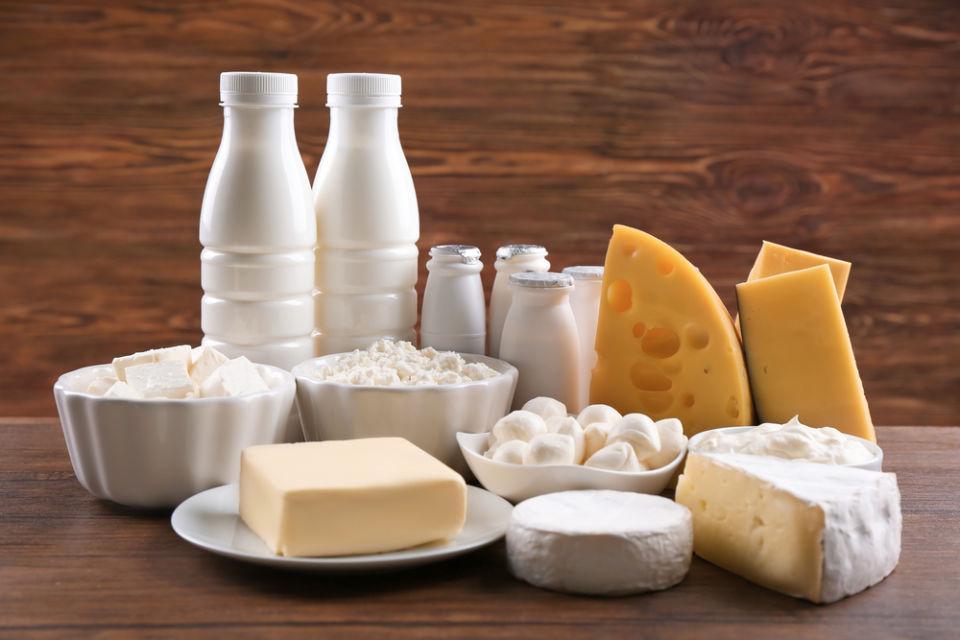 Makanan yang mengandung vitamin D dan zinc