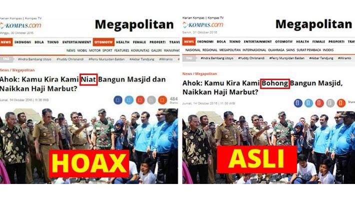 Contoh berita hoax (img: https://www.kompasiana.com/radityo.ardi/)