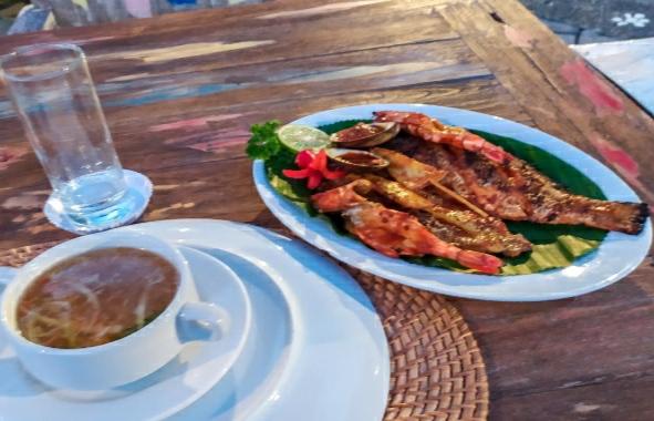 Seafood Rasa Pedas