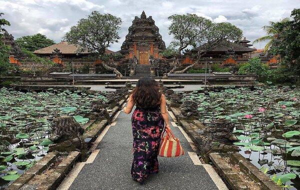 Puri Saren Ubud (Ubud Palace)
