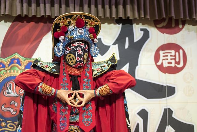 Bianlian dalam Opera Sichuan (Photo by Russell_Yan from Pixabay)