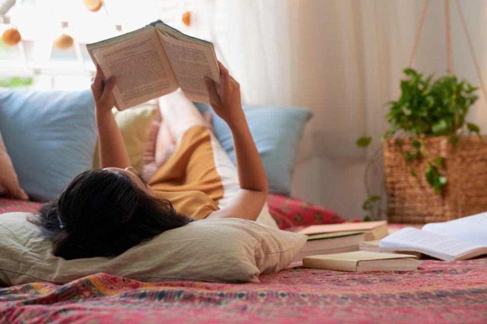 Luangkan waktu untuk membaca