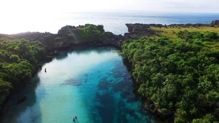 Keindahan di Pulau Sumba