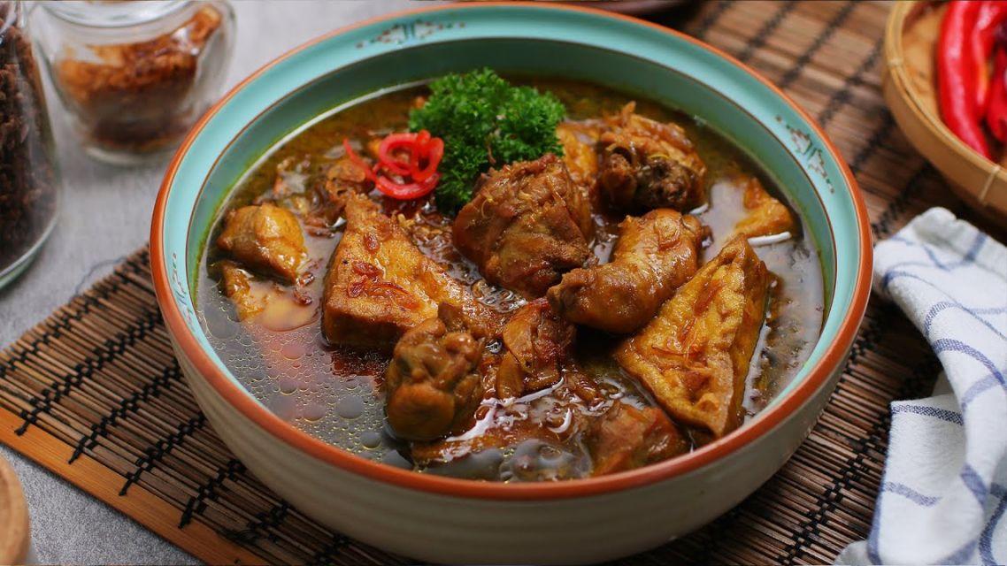 Resep ayam kecap tanpa digoreng