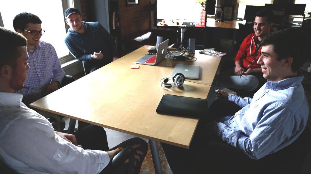 Meeting by startupstockphotos