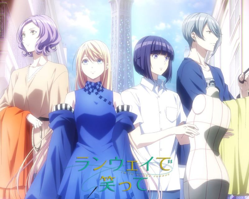 Photo Anime Runway de Waratte by Frontalspy