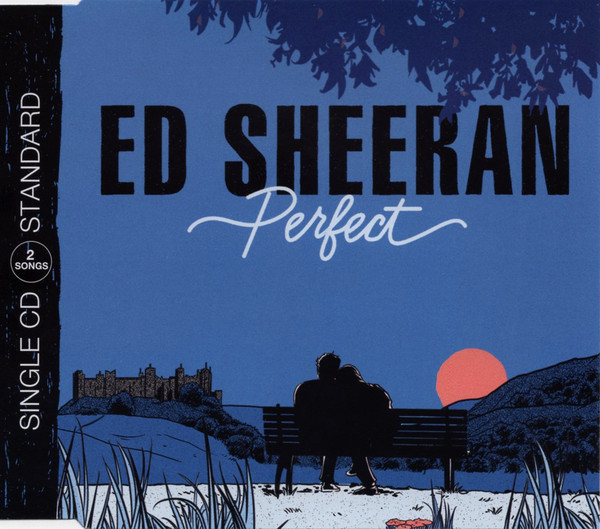 Photo Ed Sheeran – Perfect by Discogs