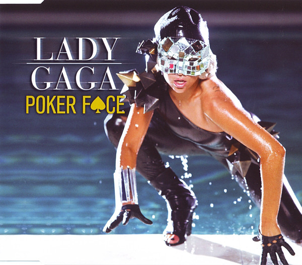 Photo Lady Gaga – Poker Face by Discogs