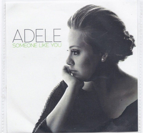 Photo Adele-Someone Like You by Discogs