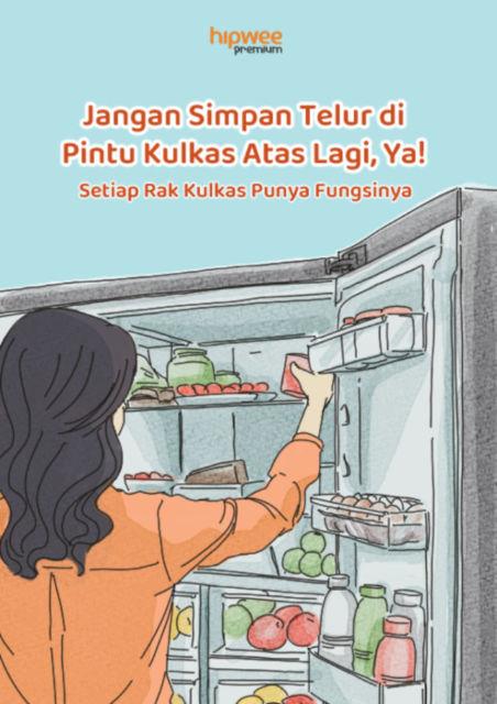 Kesalahan Menata Kulkas yang Bikin Makananmu Cepat Rusak. Cara yang Benar: Sesuaikan dengan Rak