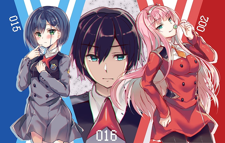 Photo Anime Darling In The Franxx by Wallpaper Flare