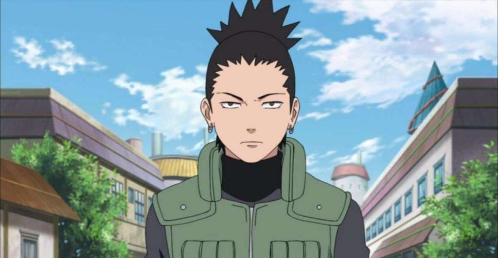Photo Nara Shikamaru anime Naruto by Nightfury
