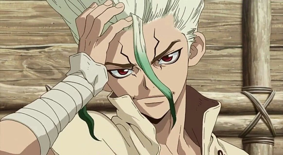 Photo Senku anime Dr. Stone by Animehunch Team